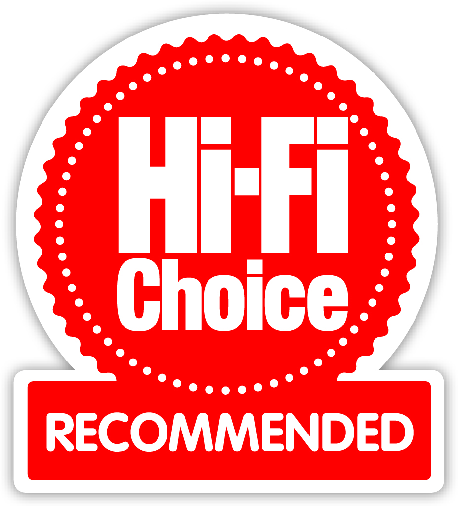 HI-Fi Choice Recommended Award