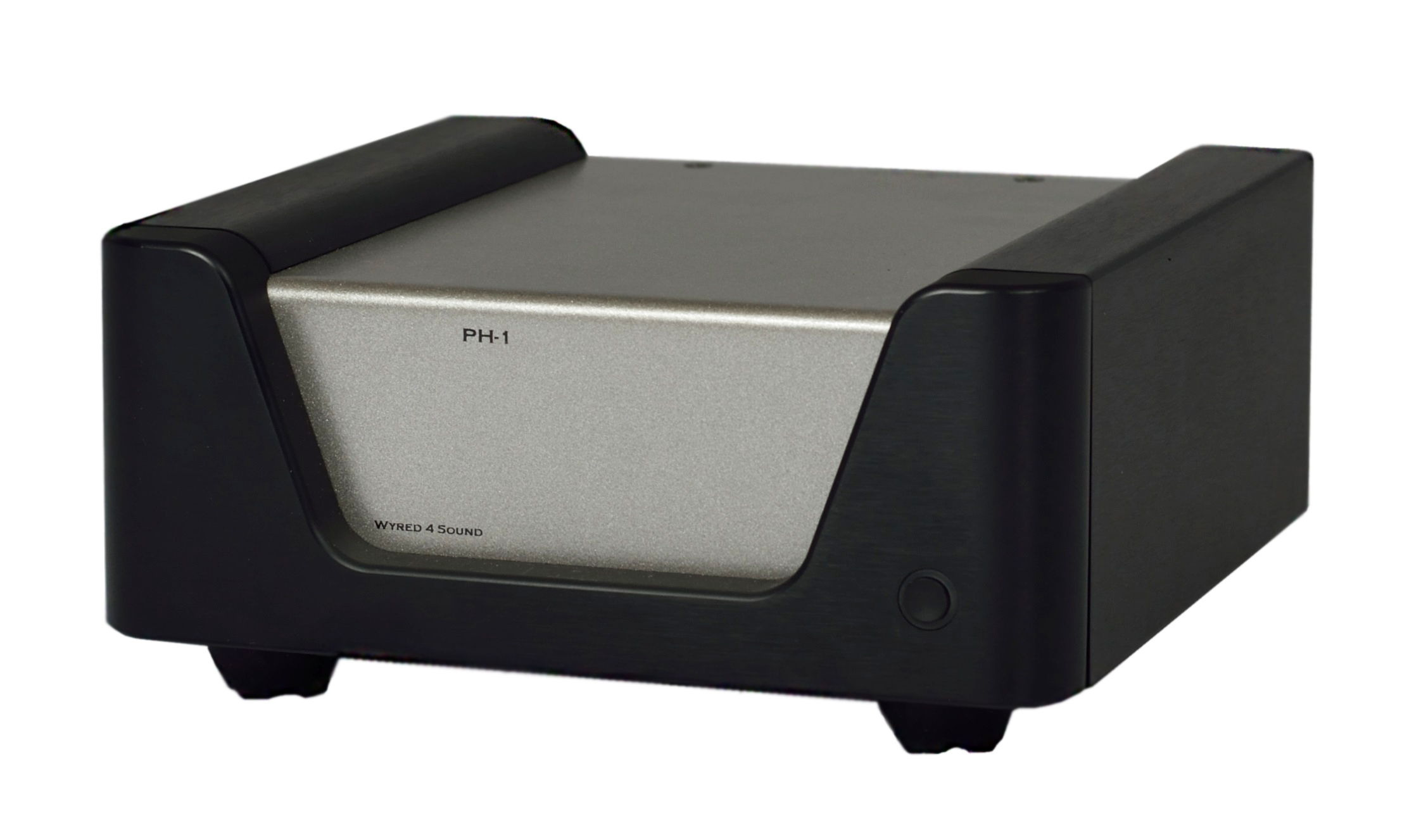 Phono preamplifier that is ultra quiet, eliminating external noise wherever possible