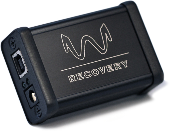 For those that need it, we offer an upgraded Recovery board that addresses a rare incompatibility with certain DACs