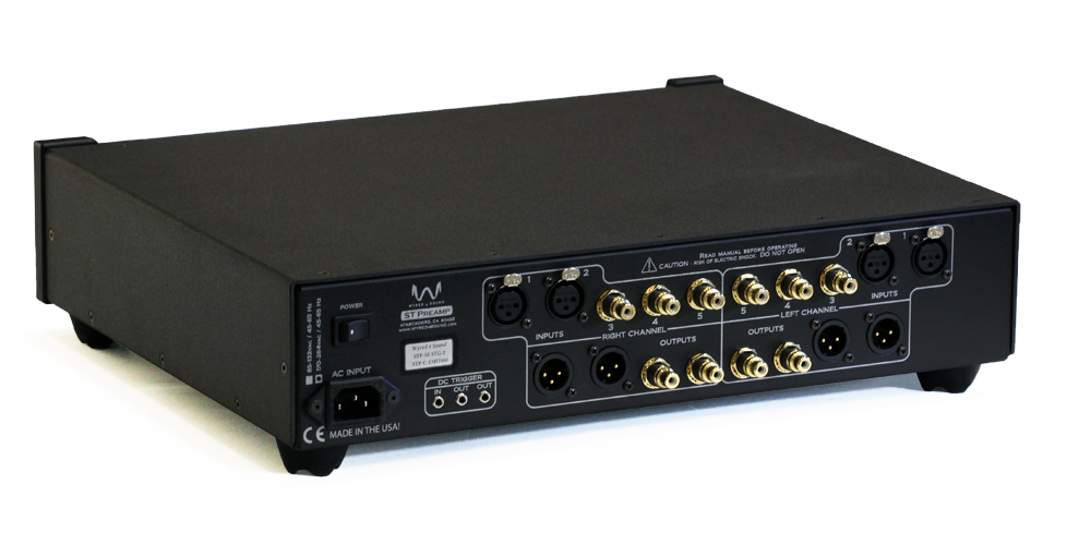 Rugged construction whihc is fully balanced input to output having Extremely low noise floor