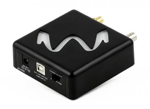 Asynchronous 24 bit 192kHz USB input and Driverless for Mac and Linux systems!