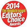 2014 The Absolute Sound Editors' Choice Award
