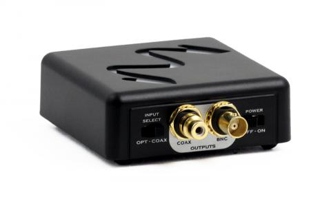 96kHz output sampling frequency and Digital inputs support up to 24/192kHz