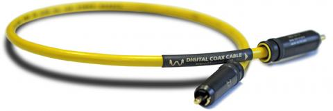 Center conductor is pure solid-core copper and insulated with a foamed PE dielectric and Performance vastly superior to common grade 75 ohm cables