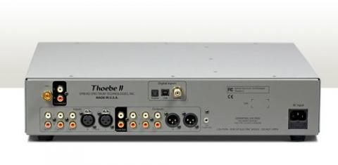 optional phono-stage, made in the USA, five year warranty